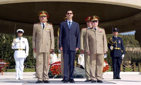 Hassan Turkmani, Bashar Assad