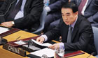 Russia and China veto of Syria sanctions condemned as 'indefensible'