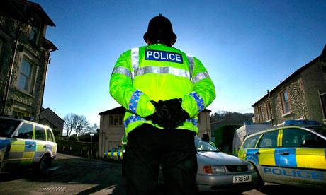 Devon police officer