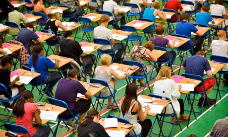 A-level students