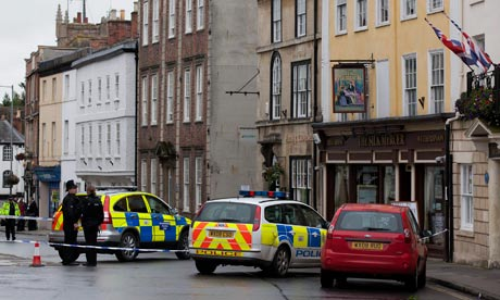 Devizes law firm shooting