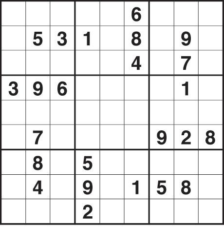 Sudoku - 2253M