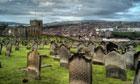 St Mary's churchyard, Whitby, North Yorkshire, UK