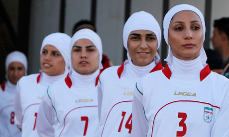 Sports hijabs help Muslim women to Olympic success | Sport | The