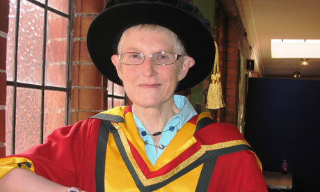 Ann Johnson campaigner per la consapevolezza sulla demenza