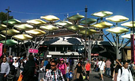 London Olympics Stratford