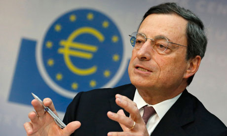 Mario Draghi earned a  million dollar salary, leaving the net worth at 50 million in 2017