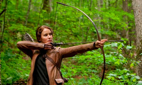Katniss Everdeen, Hunger Games