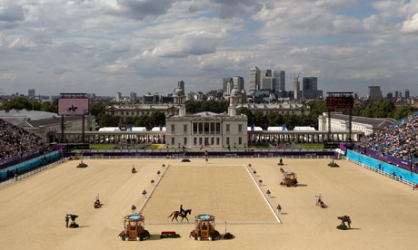 Dressage at the london olympics 2012