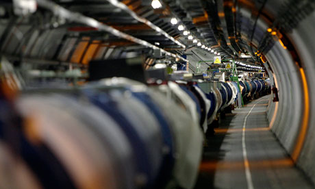 Higgs boson discovered? Live coverage of the Cern announcement All the latest developments from Cern, home of the Large Hadron Collider, as scientists gather for a major announcement