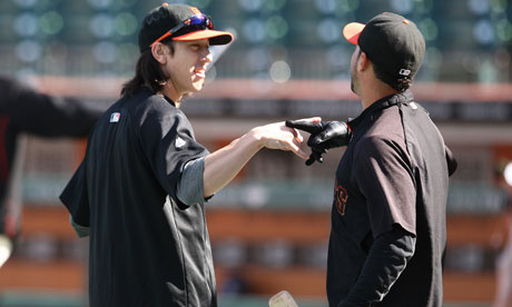 Tim Lincecum San Francisco Giants