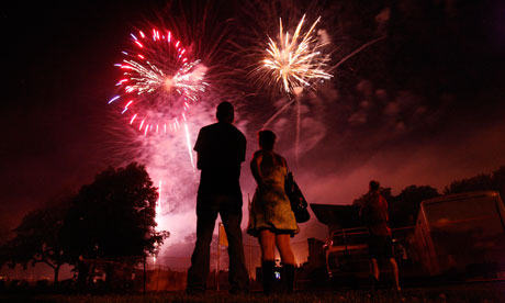 AP Essay: In divided era, what does July 4th mean?
