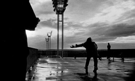 Chris Marker's La Jetée was semi-remade by Terry Gilliam as 12 Monkeys