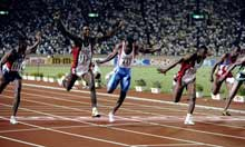  Carl Lewis 1991