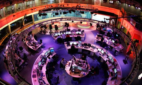 Al Jazeera English-language channel