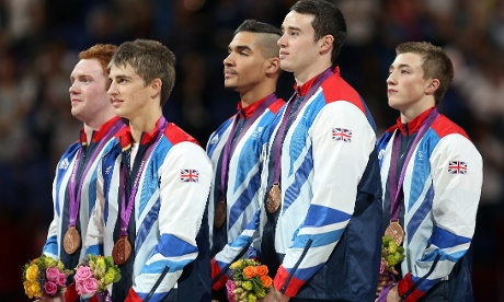 Great Britain''s bronze medallists