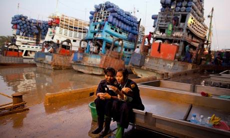 Myanmar's Fishing Industry