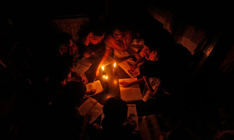 Indian Blackouts The Democracy That Takes Power From The