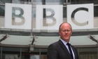 New boss at the Beeb: George Entwistle.