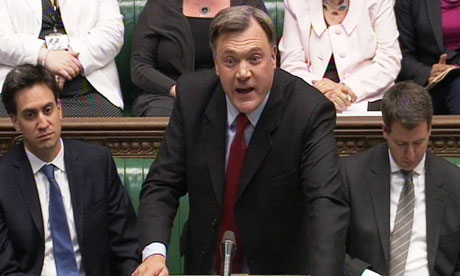 Ed Balls called on George Osborne to withdraw 'false, personal accusations' made over Libor scandal