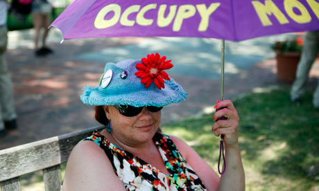 Occupy Wall Street movement 4 July national gathering in Philadelphia