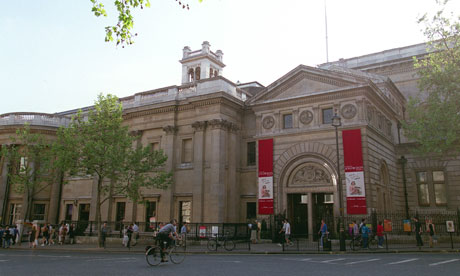 National Portrait Gallery in London