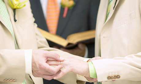 Should churches and other religious bodies be free to marry gay couples?