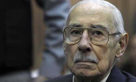 Former Dictators Found Guilty In Argentine Baby-Stealing Trial