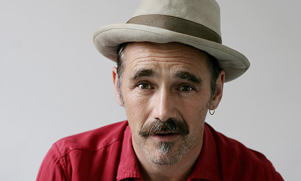 The 57-year old son of father David Waters and mother Anne, 173 cm tall Mark Rylance in 2017 photo