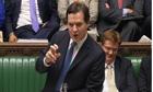 George Osborne Ed Balls