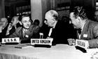 Keynes at IMF, 1946