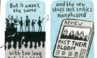 Stephen Collins: band reuinions