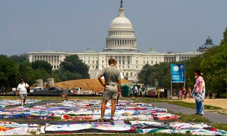 Washington DC Aids memorial