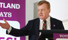 Charles Kennedy Liberal Democrat MP