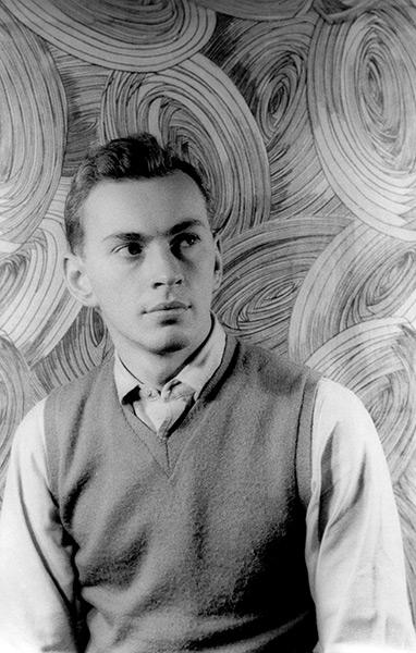 Gore Vidal obituary: 1948: Gore Vidal, author, photographed by Carl Van Vechten