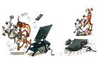 Tim Dowling illustration 4 August