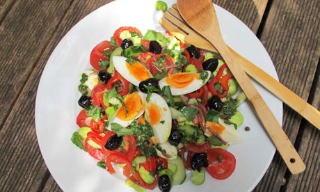 Felicity Cloake's perfect salade nicoise