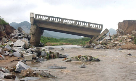 North Korean rainstorms return, causing 31 deaths  Flooding in many parts of the country deal blow to leader Kim Jong-un's efforts to repair moribund economy