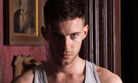 Luke Treadaway as Mix in Ruth Rendell's Thirteen Steps Down