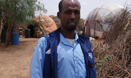 Mo Farah's eldest brother Faisal