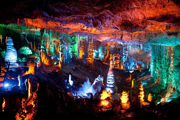 Beit Shemesh Caves Beit Shemesh Israel Sorek