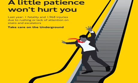 new underground safety poster