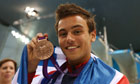 Tom Daley wins diving bronze