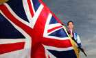 Gold medalist Ben Ainslie poised as flag bearer