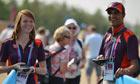 London 2012 Olympic volunteers