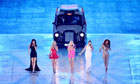 Spice Girls at Olympic closing ceremony