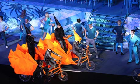 Pet Shop Boys at the Olympics