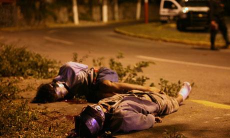 bear the hallmarks of the Zetas cartel  Photograph  Felix Marquez APZetas Cartel Victims