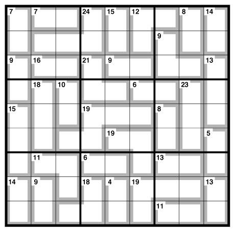 Sudoku - obskiller