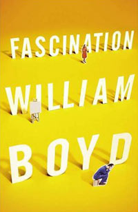 William Boyd Fascination book jacket